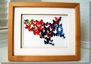 Метелики з паперу