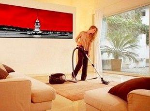 Чистка і догляд за домашніми килимами