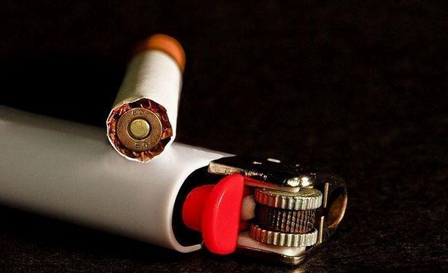 Кинути палити самостійно: легкий спосіб
