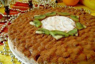 Десерт новорічне диво