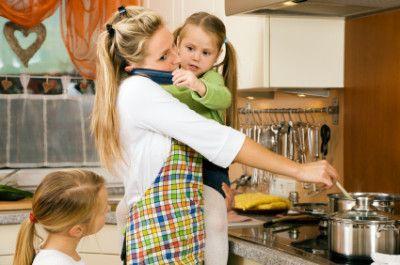 Домогосподарка: піднімаємо самооцінку