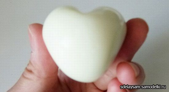 Готуємо яйця формі серця
