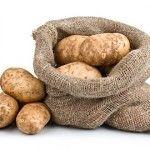 Зберігання картоплі
