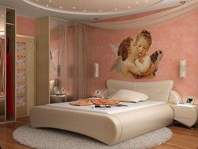 Ідеї для інтер`єру: спальня (фото)