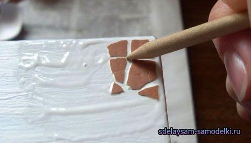 Штучне зістарювання поверхні