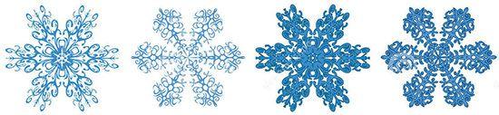 Витончені саморобні сніжинки