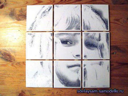 Зображення на плитці