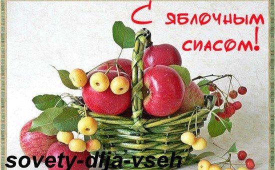 Яблучний спас 19 серпня: традиції і звичаї свята