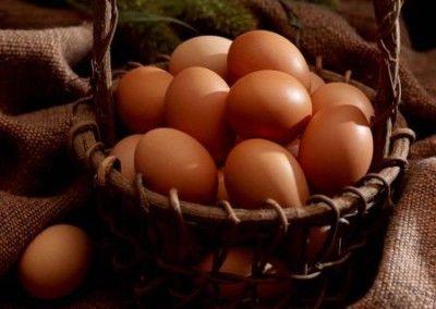 Яєчна шкаралупа: наше здоров`я і краса