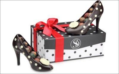 Ексклюзивний шоколад: солодкі дамські аксесуари