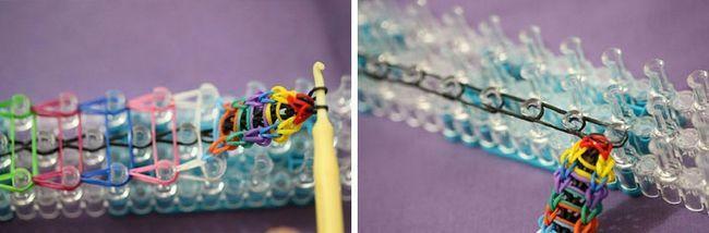 Перевернутий верстат для плетіння браслета
