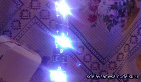 Як зробити світлодіодне підсвічування