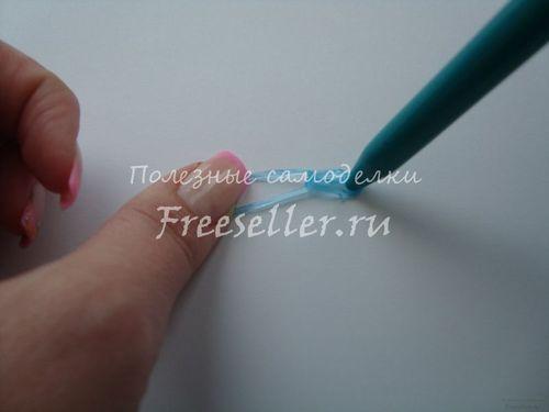 Як створити швидко браслет з гумок