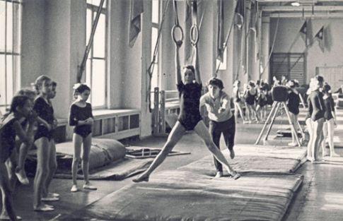 Історія гімнастики