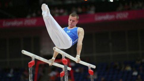 гімнастичні бруси