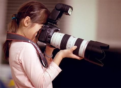 Дзеркальний фотоапарат