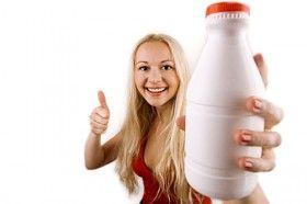 Яка користь молочних продуктів для організму?