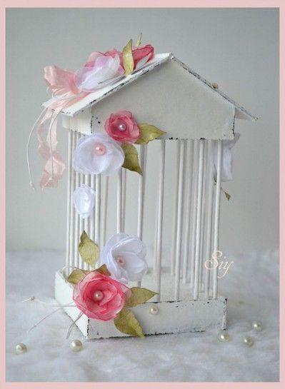 Клітка в стилі вікторіанської романтики