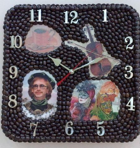 Кавові годинник