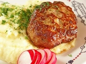 Котлетки з яловичини