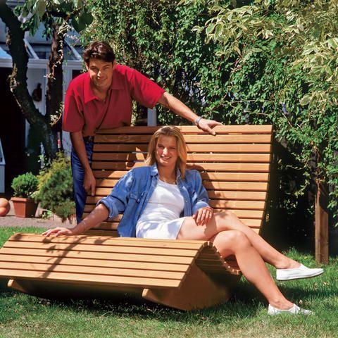 Крісло-гойдалка для двох