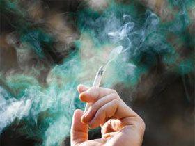 Впливу куріння на організм людини, фото