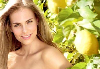 Лимон в домашній косметології і не тільки