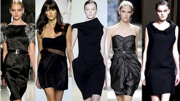 Маленьке чорне плаття коко шанель