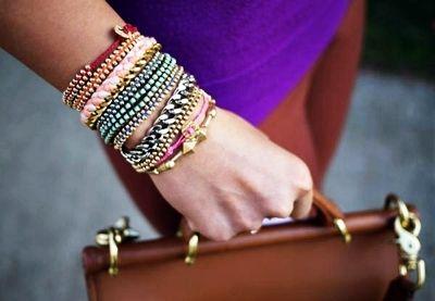 Майстер-клас: плетений браслет з бісером (фото)