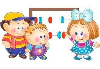 Математичні ігри для дітей 5-6 років в дитячому садку