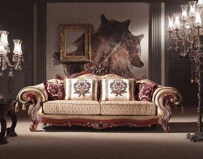 М`які меблі в інтер`єрі сучасної вітальні (фото)