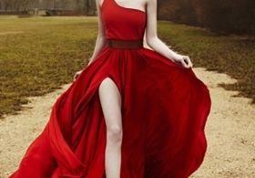 Модні довгі сукні 2016