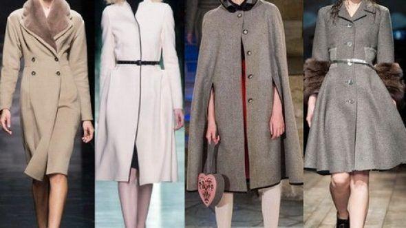 Обговоримо модні пальта 2013-2014