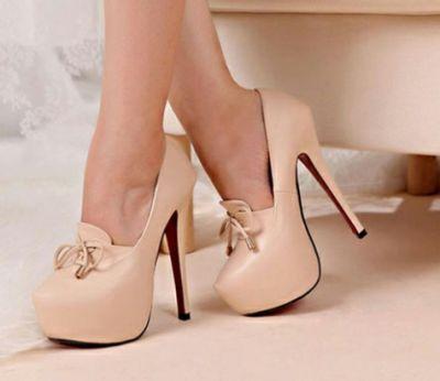 Взуття бежевого кольору: завжди модний стиль «nude» (фото)