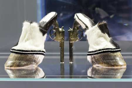 Взуття з дуже незвичайним дизайном