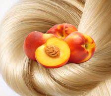 Цвітіння маска для посічених кінчиків волосся в домашніх умовах