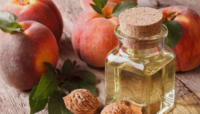 Персикове масло для особи