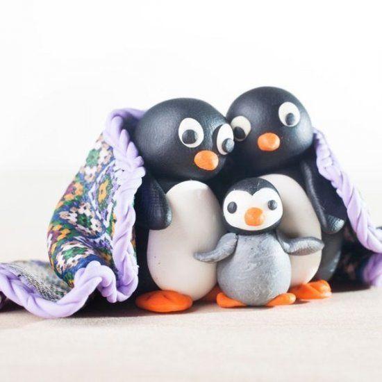Пінгвінята. Майстер клас