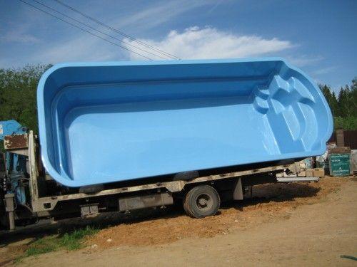 Позитивні якості склопластикових басейнів