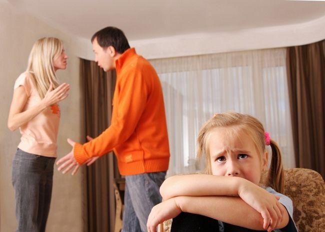 Процедура розлучення при наявності неповнолітньої дитини