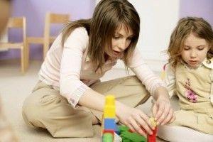 Робота дитячого психолога