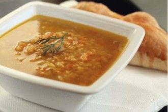 Рецепти чечевичного супу