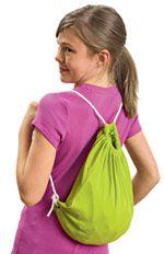 Рюкзак з майки