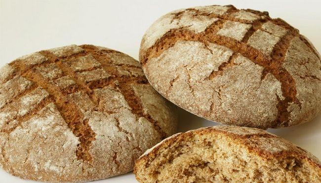 Житній хліб в хлібопічці