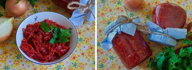 Салат з буряком рецепт
