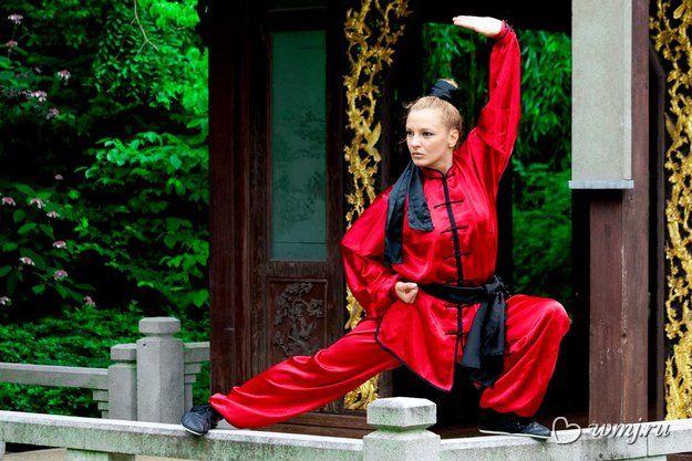 Порада: яке бойове мистецтво підійде дівчині.