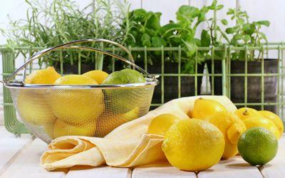 Поради для здорової дієти: 10 причин включити в раціон лимони