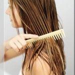 Сушка і розчісування волосся