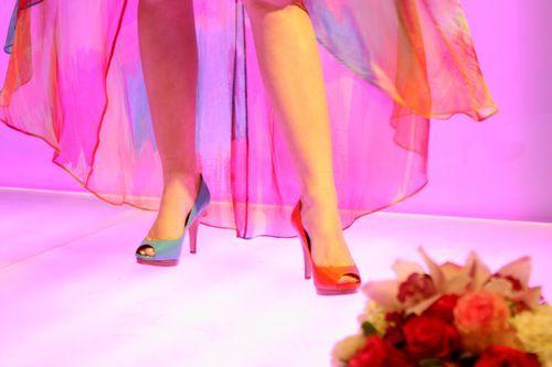Туфлі на випускний бал: мода 2015