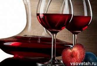Вино в домашніх умовах зі слив